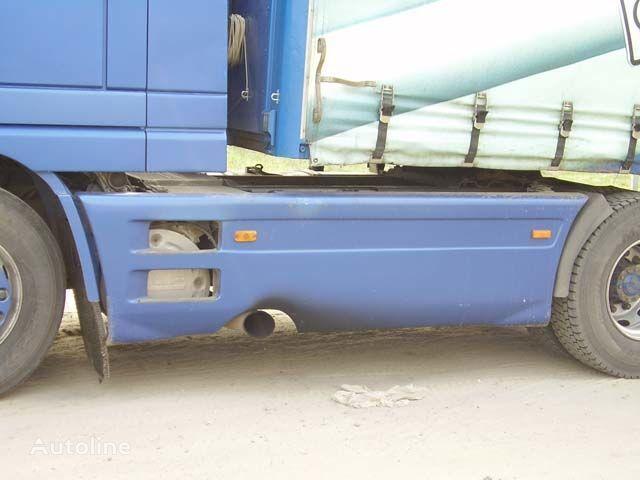 yeni DAF XF95 kamyon için spoiler