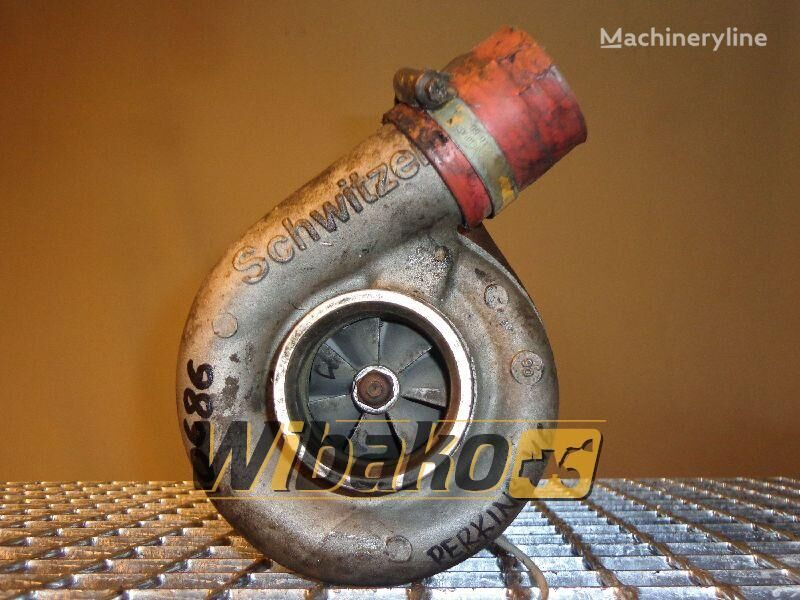 2674A154 (20H90-00260) diğer için Turbocharger Schwitzer 2674A154 turbo kompresör