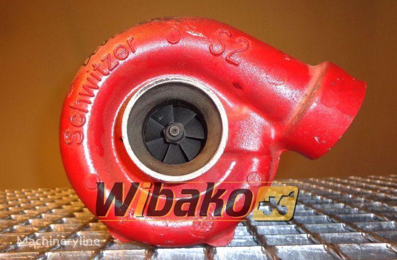 52A1570 (180096-0914) diğer için Turbocharger Schwitzer 52A1570 turbo kompresör