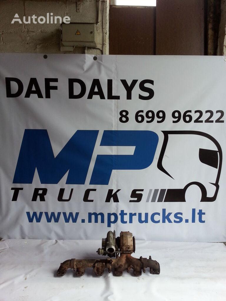 DAF XF/CF 105/95/75/85 tır için DAF turbo kompresör