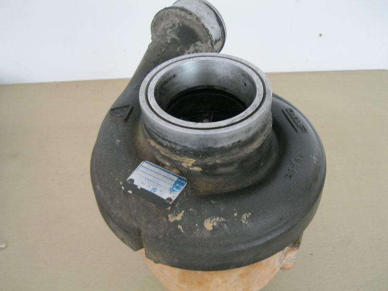 DAF XF/CF tır için turbo kompresör