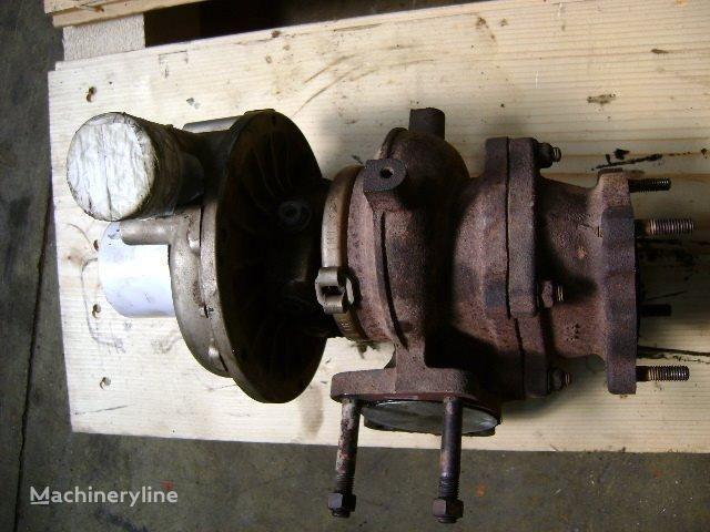 ISUZU 4HK1 ekskavatör için turbo kompresör