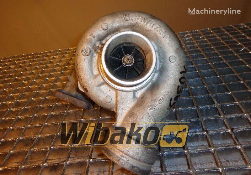 S2B148K (19F06-0784) ekskavatör için Turbocharger Schwitzer S2B148K turbo kompresör