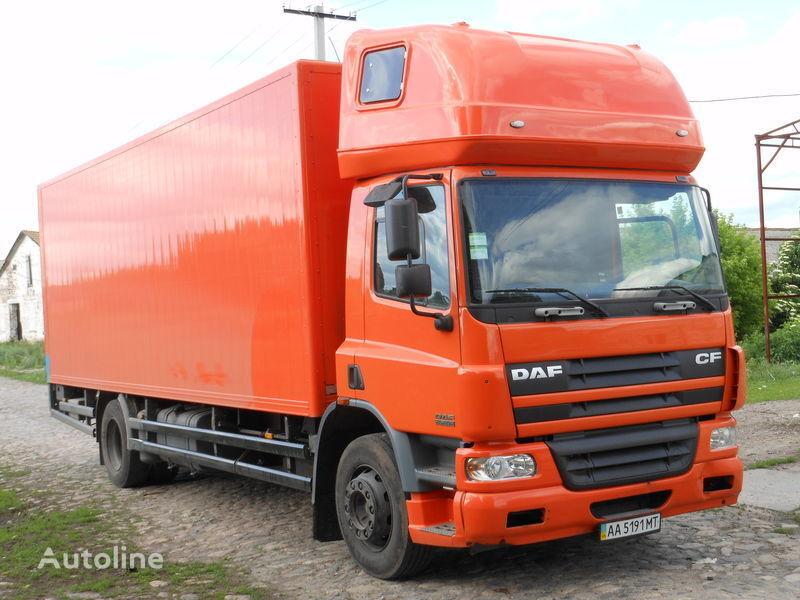 yeni DAF CF kamyon için uyuma yeri
