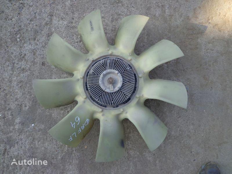 DAF LF kamyon için ventilatör