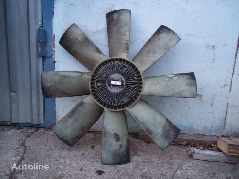 DAF XF tır için ventilatör