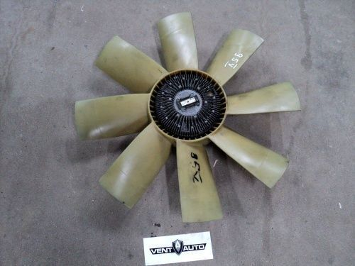 DAF XF 95 tır için DAF VISCO ventilatör