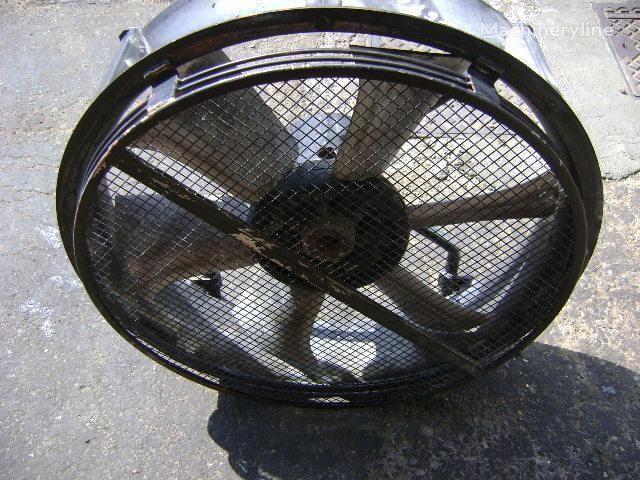 FIAT Hitachi W 190 Evolution ekskavatör için ventilatör