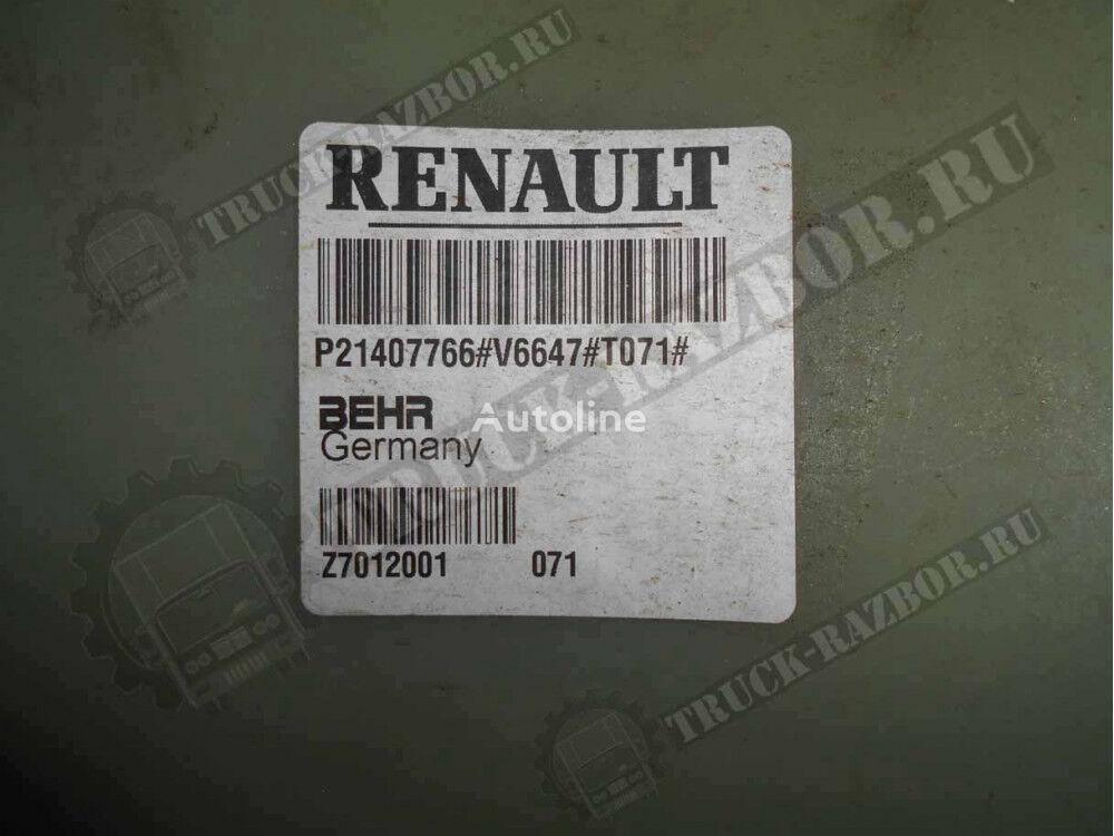 RENAULT tır için krylchatka ventilatör