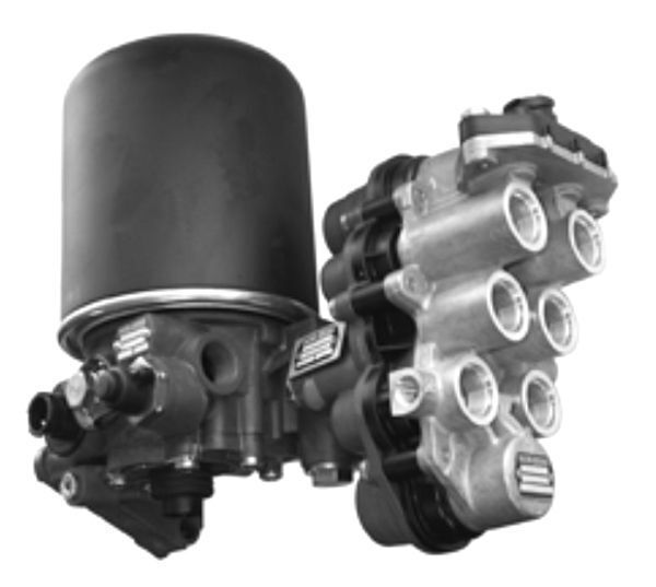 yeni IVECO STRALIS  kamyon için KNORR 41033006 41211262 41211392 41285081 5801414923 vinç
