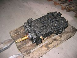 ZF 16 S 109 9 S 109 für MAN vites