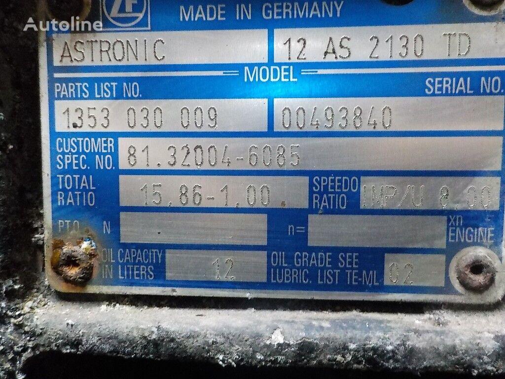 kamyon için ZF 12AS2130TD vites