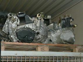 FIAT Ducato Citroen Peugeot  kamyon için vites