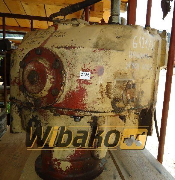 G421/31 ekskavatör için Gearbox/Transmission Hanomag G421/31 vites