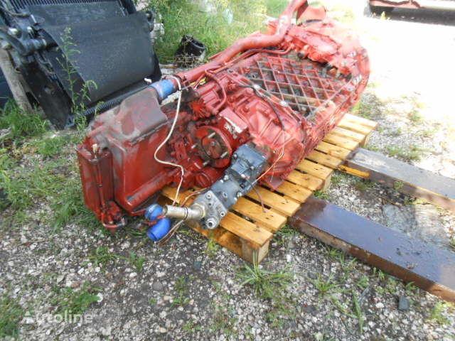 IVECO Stralis kamyon için ZF 16 S 221 IT mit ZF-Intarder Übers.(16,47-1,00) Neu-Gebraucht- Garantie vites