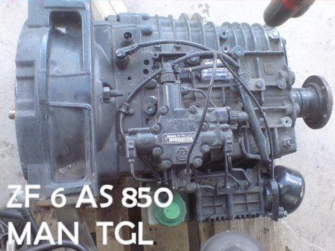 MAN SKRZYNI ZF 6 AS 850 MAN TGL 5000 zl tır için vites
