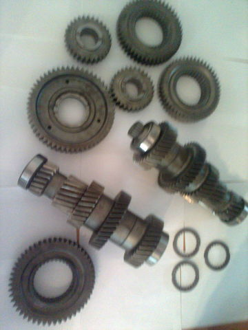 yeni MAN tga  kamyon için ZF 12 AS 2301 1328305014 /  1327304002 / 1328304061  / 1328304060  / 1327304024 vites