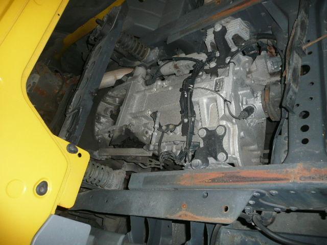 MERCEDES-BENZ Atego 23-28 tır için G100-12 Mechanisch Atego G100-12 vites