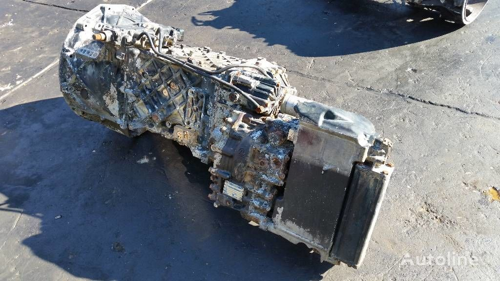 ZF ECOSPLIT 16S151 IT kamyon için vites