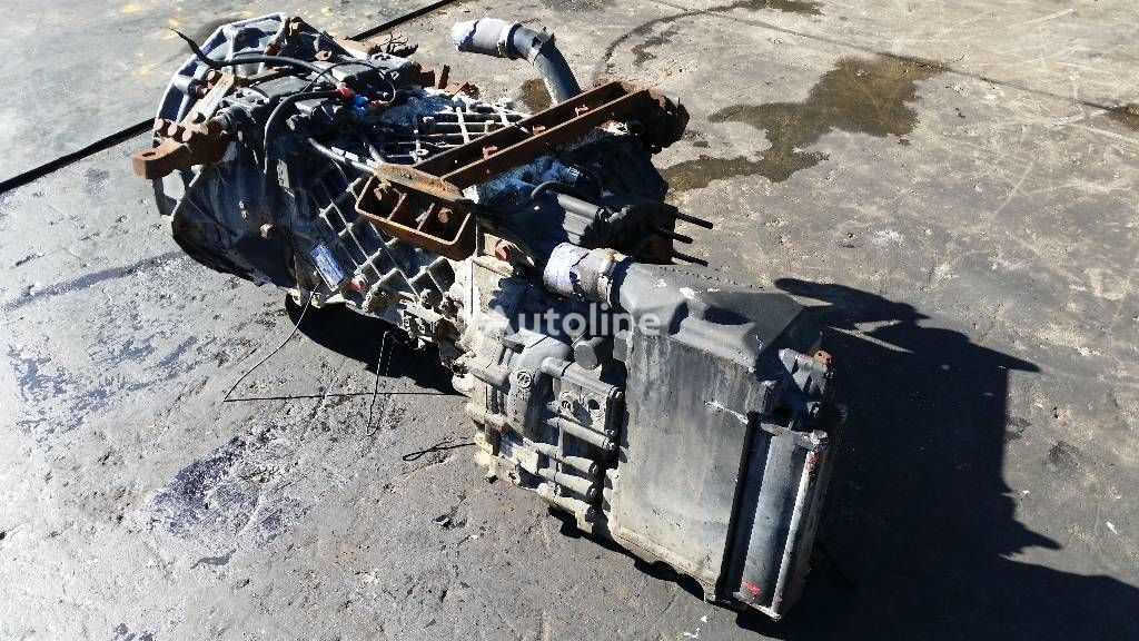 ZF ecosplit 16S151IT kamyon için vites
