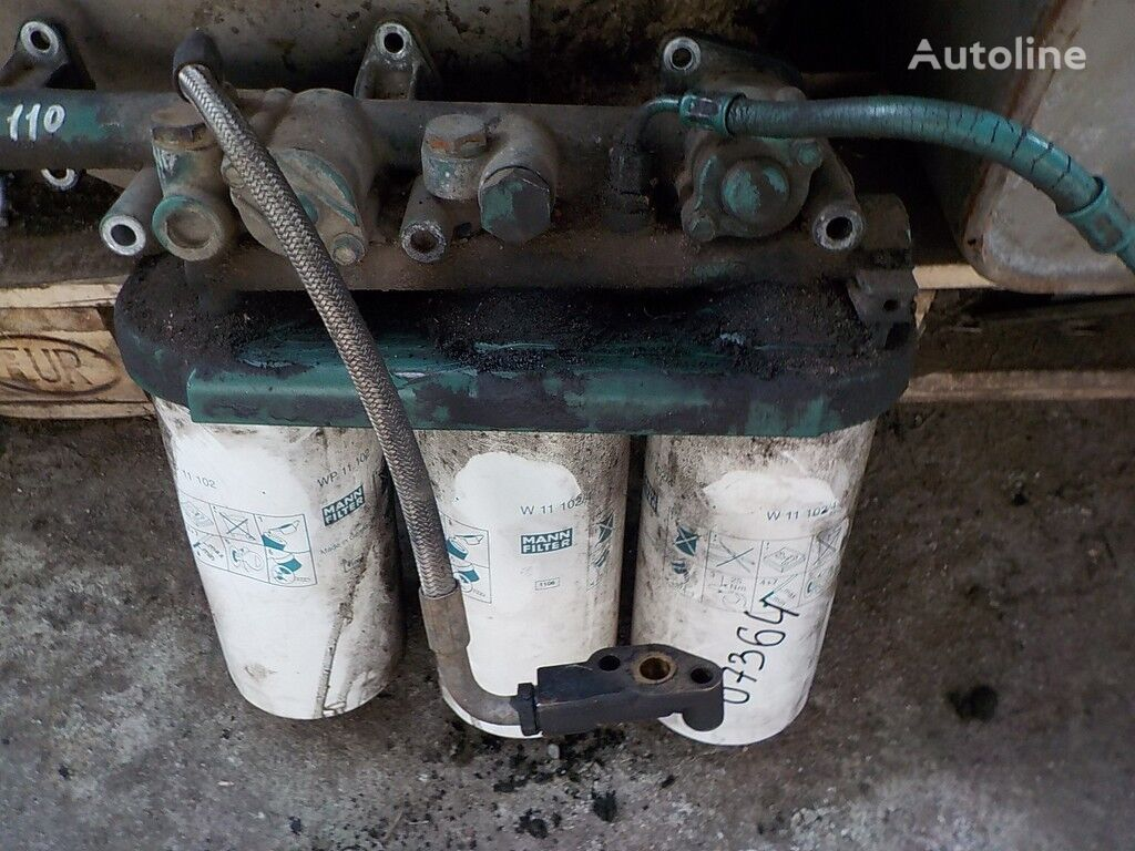 VOLVO kamyon için yağ filtresi