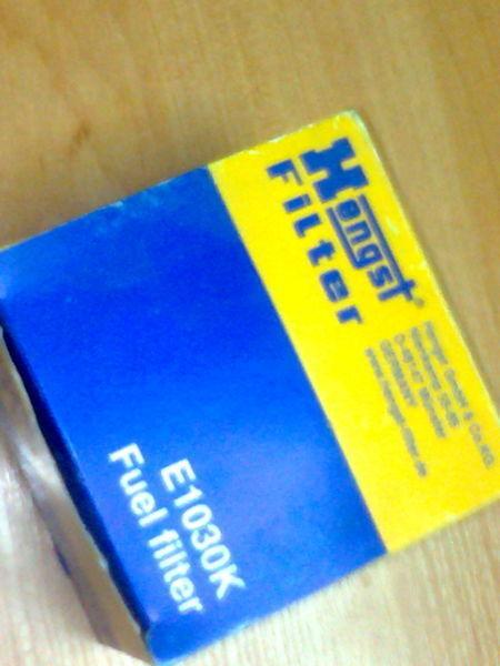 yeni MERCEDES-BENZ Actros  tır için Hengst E1030K yakıt filtresi