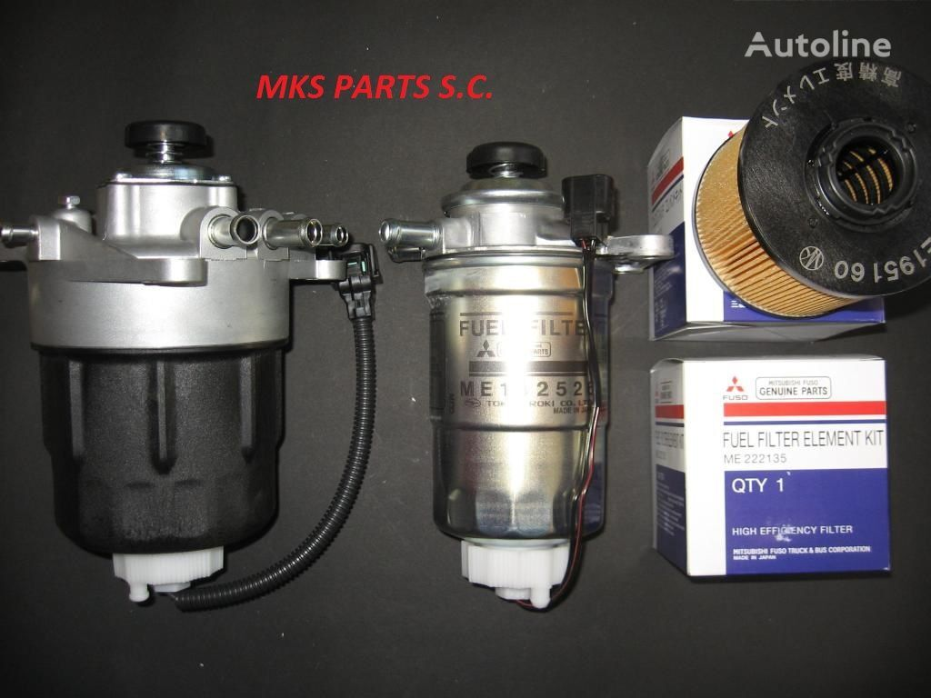 yeni MITSUBISHI CANTER FUSO  kamyon için - FUEL FILTER ASSY - yakıt filtresi