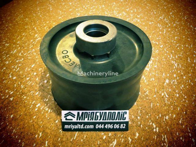 beton pompası için Italiya kachayushchie rezinovye porshni 180mm Mekbo (MECBO) yedek parça