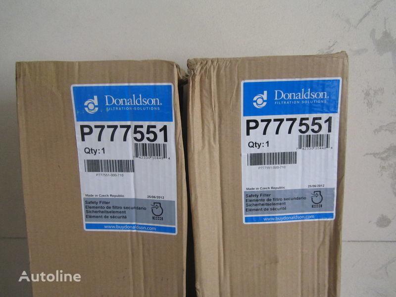 yeni kamyon için Nimechchina Filtr P 777551 yedek parça