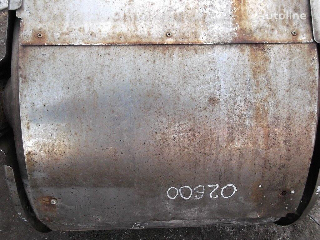 kamyon için Zashchita glushitelya DAF yedek parça