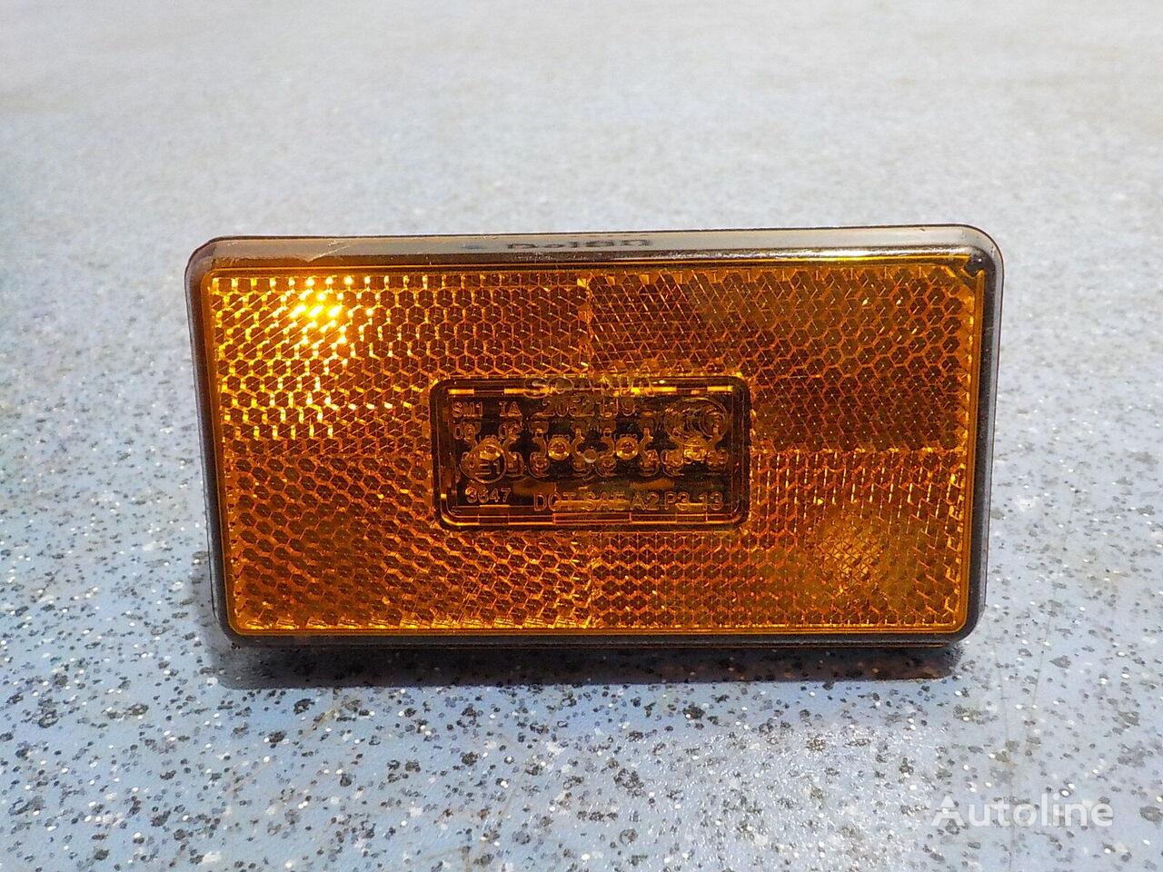 kamyon için Bokovoy lentochnyy homut L=695 Scania yedek parça