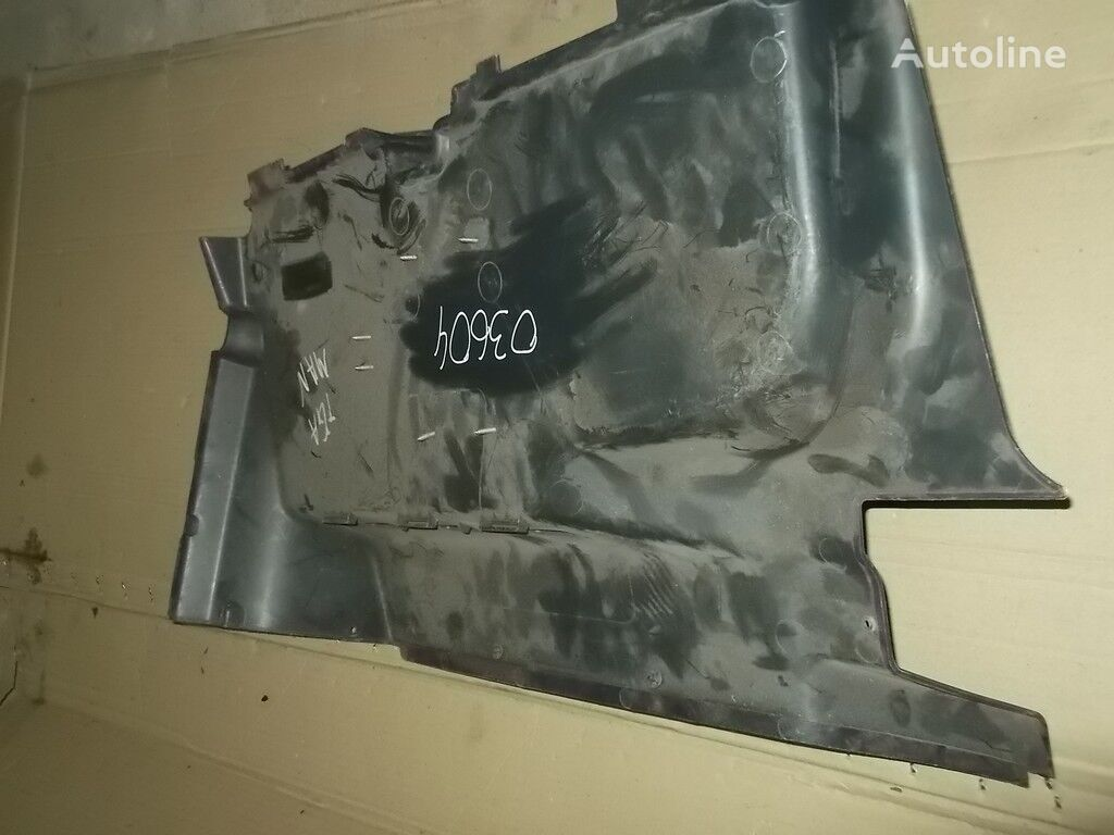 kamyon için MAN Obshivka peredney stenki yedek parça