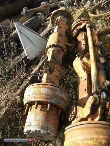 ATLAS ekskavatör için reduktor mosta(vklad v most) yedek parça