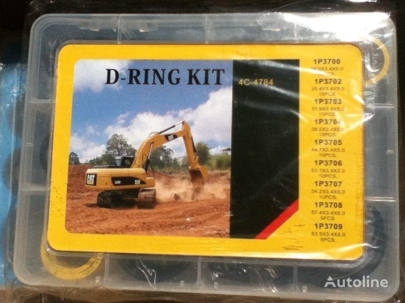 yeni CATERPILLAR ekskavatör için kolca rezinovye D-ring CAT yedek parça