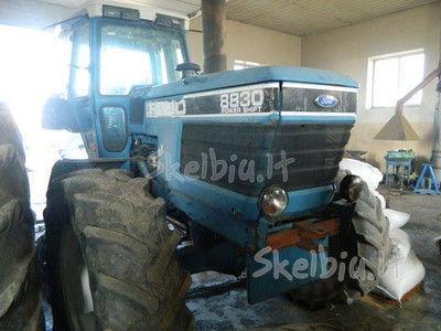 FORD 8830 traktör için spare parts /b/u zapchasti yedek parça