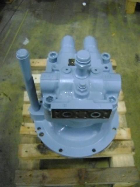 HITACHI ZX 240-3 ekskavatör için Swing Motor yedek parça