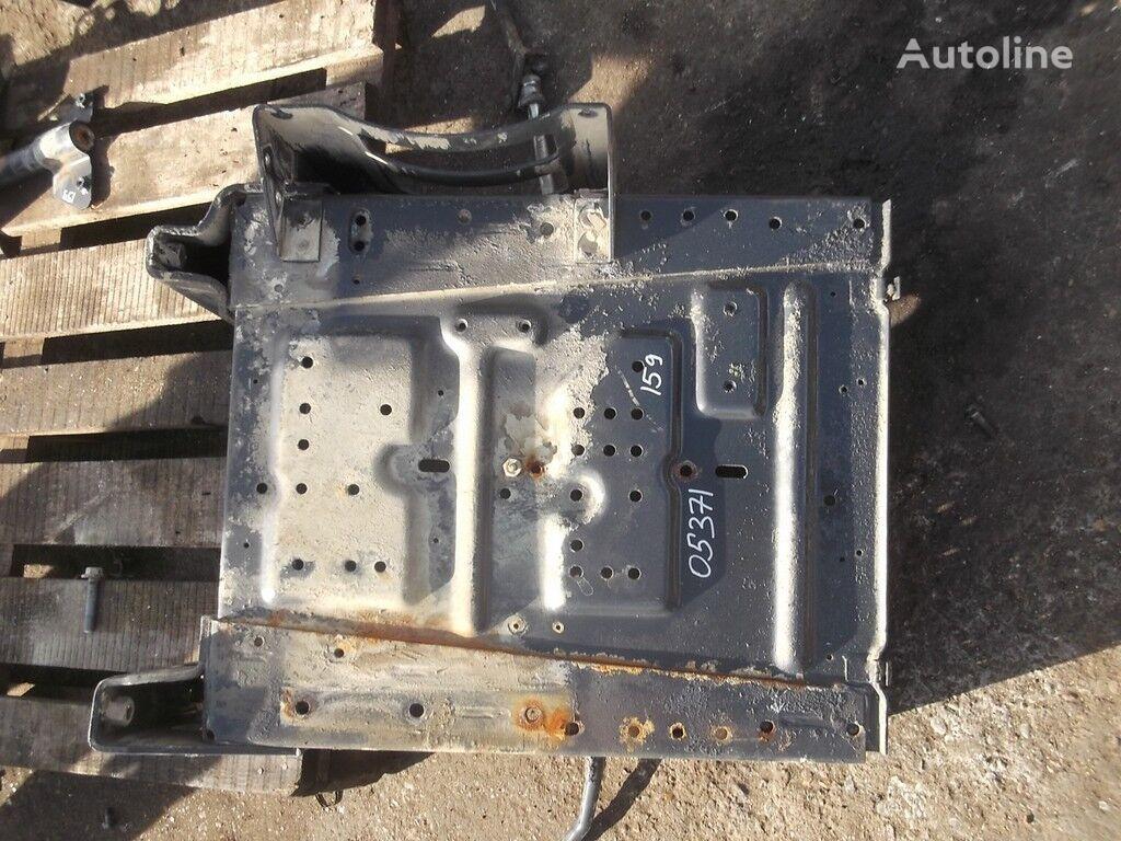 IVECO kamyon için Akkumulyatornyy yashchik yedek parça