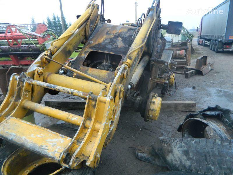 kaza sonrası JCB 426 ekskavatör için B/U ZAPChASTI/ used spare parts yedek parça