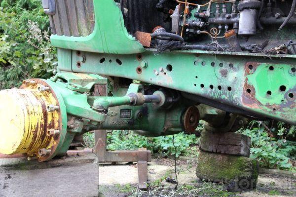 JOHN DEERE 6920 traktör için JOHN DEERE 6920 b/u zapchasti / used spare parts yedek parça