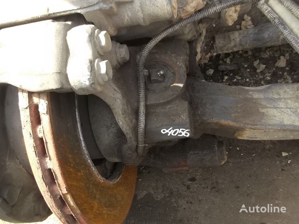 MERCEDES-BENZ kamyon için Povorotnyy kulak RH yedek parça