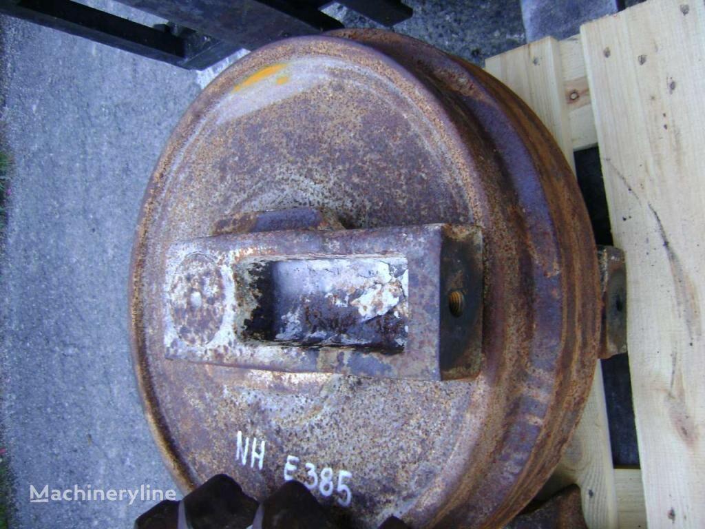 NEW HOLLAND E 385 ekskavatör için Idler Wheel yedek parça