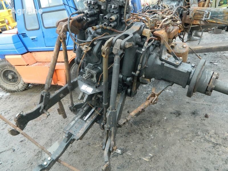 NEW HOLLAND T7030 traktör için b/u zapchasti / used spare parts yedek parça