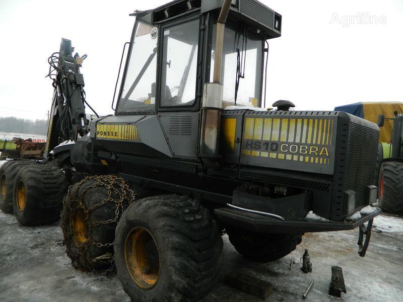 PONSSE COBRA HS10 harvester için b/u zapchasti/ used spare parts yedek parça