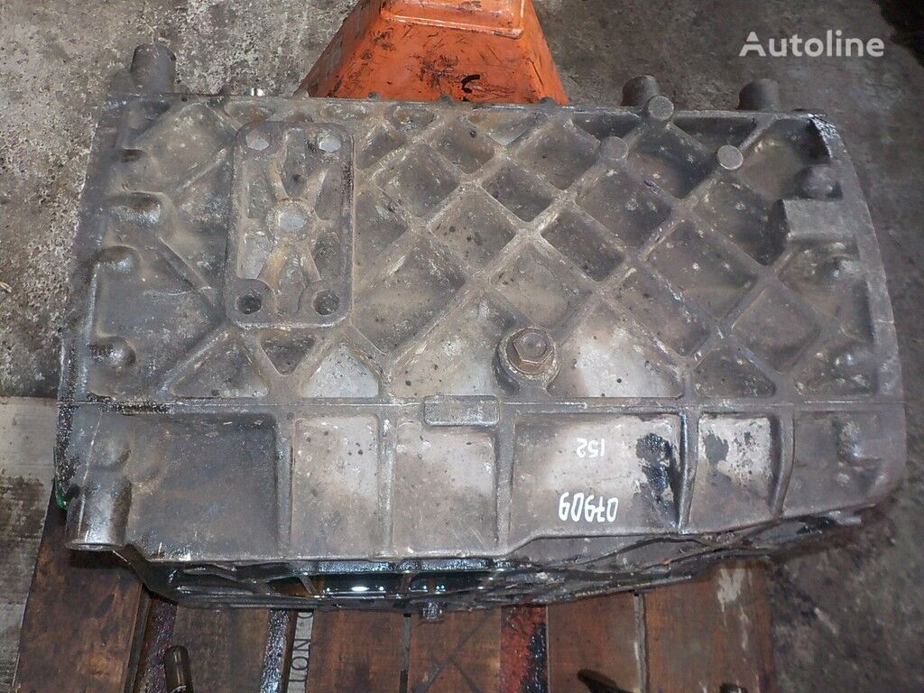 SCANIA kamyon için Korpus KPP zadniy yedek parça