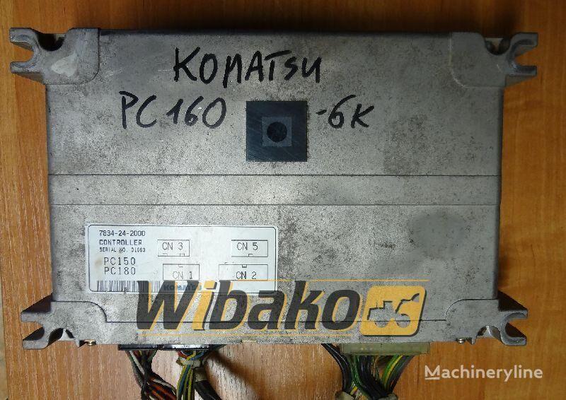 7834-24-2000 diğer için Computer Komatsu 7834-24-2000 yönetim bloğu