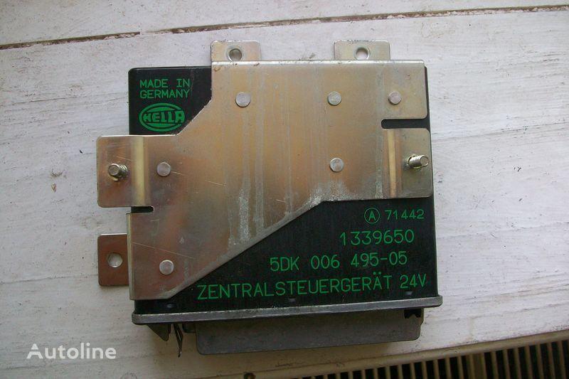 DAF tır için Centralnyy blok upravleniya elektronikoy 5DK 006 495-05 yönetim bloğu
