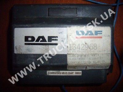 DAF kamyon için DAF yönetim bloğu