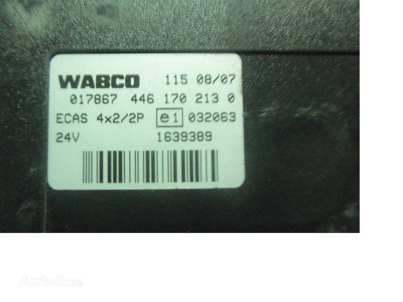 DAF 105XF tır için DAF 105 XF, ECAS electric control unit 1639389; 1657855, 1657854, 1686733, 1732019 yönetim bloğu