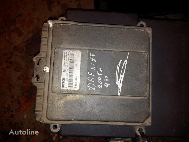 DAF 95XF tır için DAF 95XF, 85LF, 75LF, EURO3 ECU EDC engine control BOSH 0281010045; 1365685, 1684367, 1679021 yönetim bloğu