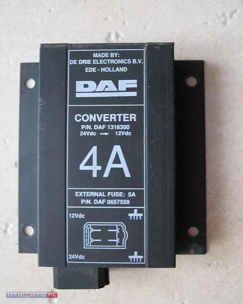 DAF DAF XF/CF tır için PRZETWORNICA yönetim bloğu